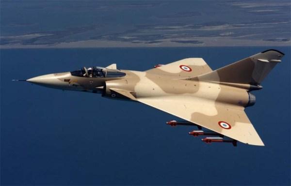 A proposta do Mirage 4000 da Dassault. (Foto: Dassault)