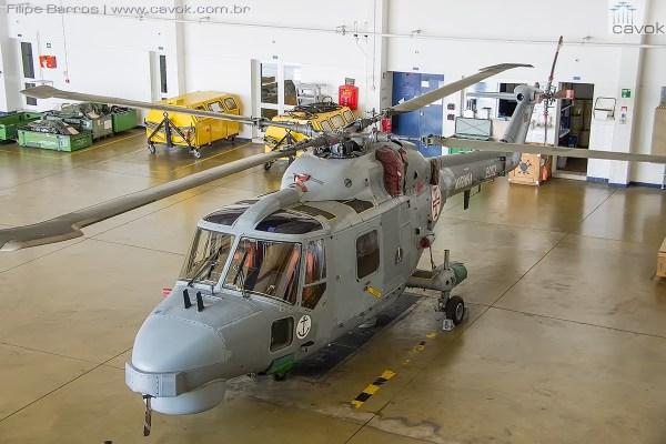 Helicópteros Westland Lynx da Marinha de Portugal. (Foto: Filipe Barros / Cavok)