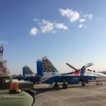 IMAGENS: Russian Knights recebe três novas aeronaves Su-30SM