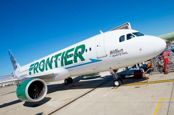 A Frontier Airlines é a primeira companhia aérea nos EUA a receber um A320neo com motores CFM. (Foto: A. Doumenjou / Airbus)