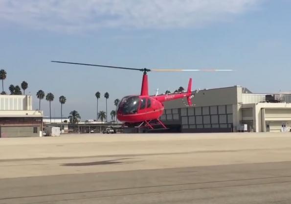 A Tier 1 Engeneering realizou o primeiro voo tripulado de um helicóptero elétrico.