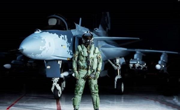 Simpósio trouxe oficiais da Força Aérea Sueca para falar sobre temas operacionais e logísticos ligados à operação do futuro caça brasileiro. (Foto: Saab)