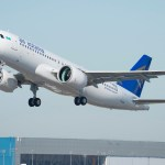 Air Astana recebe seu primeiro Airbus A320neo