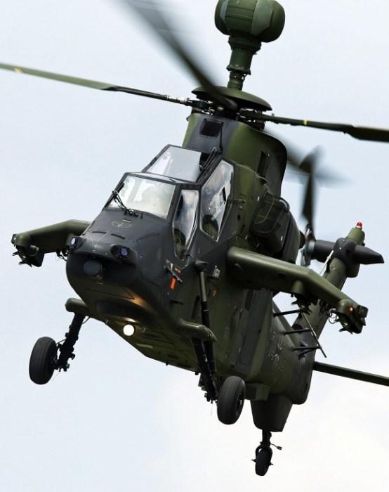 Eurocopter Tiger UTH Alemão.