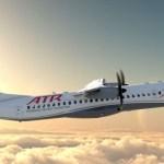 Synergy Aerospace adquire 12 aeronaves ATR 72-600s para nova subsidiária Avian Líneas Aéreas da Argentina