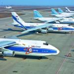 Volga-Dnepr e Antonov Airlines terminam joint venture com aeronaves An-124