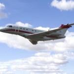 FAB: Nova aeronave-laboratório IU-50 realiza procedimento inédito de homologação