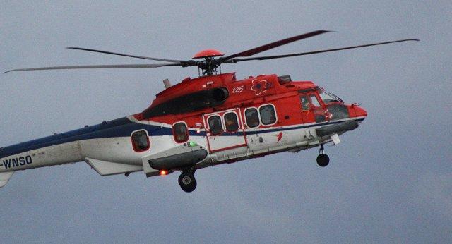 Statoil não vai remotar o uso dos helicópteros Airbus H225 Super Puma.