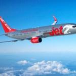 Boeing finaliza pedido de quatro aeronaves 737-800NG com a Jet2.com