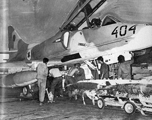 A 4 2 - Guerra do Yom Kippur: choque de Titãs