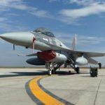 Portugal entrega mais três caças F-16 para Forca Aérea da Romênia