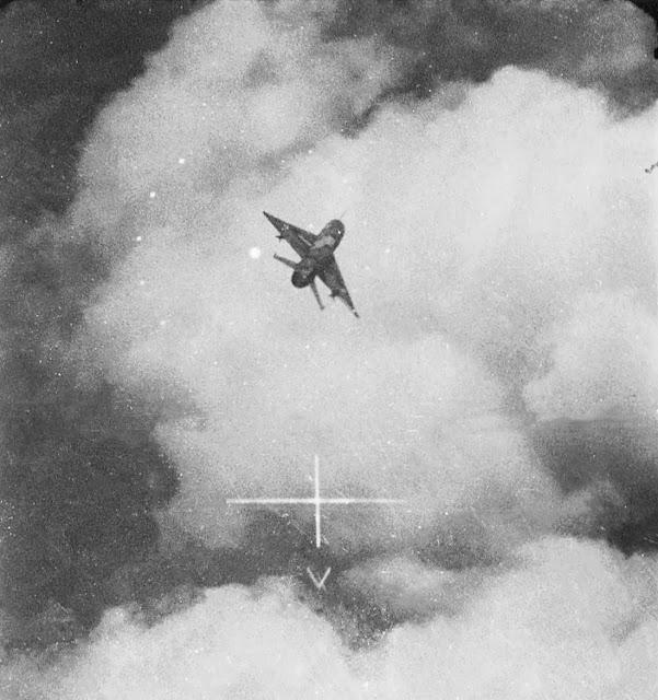 MiG 21 egito - Guerra do Yom Kippur: choque de Titãs