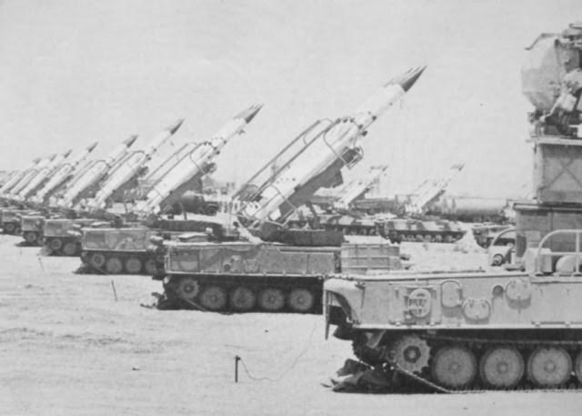 SAM 1 - Guerra do Yom Kippur: SAM x Phantom