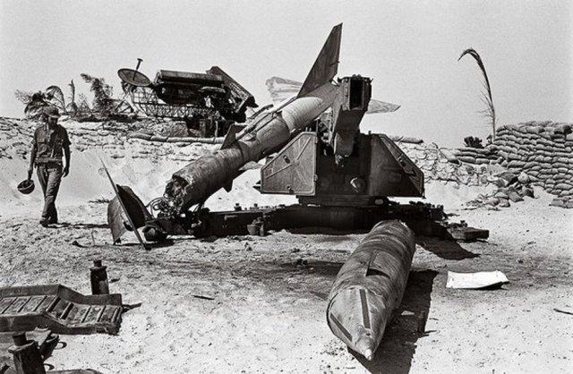 SAM sinai - Guerra do Yom Kippur: SAM x Phantom