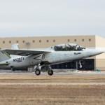 Scorpion melhorado voa pela primeira vez