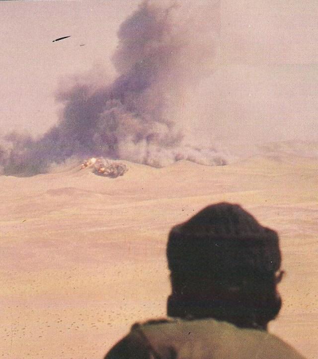 T 12 - Guerra do Yom Kippur: choque de Titãs