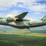 O voo internacional da Embraer na área de defesa