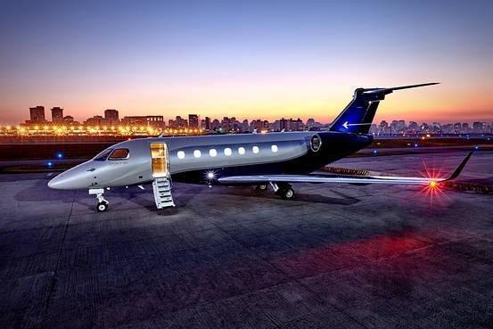 ext - Embraer atinge metas com entrega de 108 jatos comerciais e 117 executivos em 2016