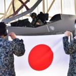 IMAGENS: Piloto da JASDF voa o F-35A pela primeira vez