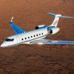 Jatos Gulfstream G650 e G650ER são certificados na China