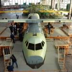 Primeiro protótipo do avião de transporte leve Il-112V entra na fase final de montagem