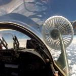 """FAB divulga novas informações sobre o primeiro """"contato seco"""" de caças F-5 com o KC-390"""