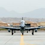Força Aérea Afegã recebe mais quatro aeronaves A-29 Super Tucano