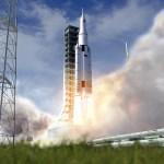 NASA considera tripulação a bordo da primeira missão SLS