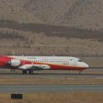 IMAGENS: ARJ21 conclui testes de otimização de projeto