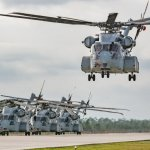 Autorizado o início da fabricação dos 200 helicópteros CH-53K King Stallion