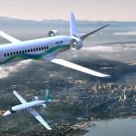 Empresa dos EUA desenvolve aeronaves regionais elétricas e híbridas