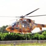 Voa o segundo protótipo do helicóptero utilitário leve LUH da HAL