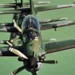 Sierra Nevada e Embraer participarão de avaliação no programa OA-X da USAF com o A-29 Super Tucano