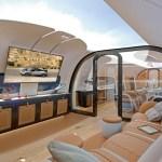 EBACE: Airbus Corporate Jets e o Atelier Pagani anunciam a inovadora cabine Infinito