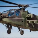 IMAGENS: Voa o primeiro AH-64E Apache Guardian do Exército da Indonésia