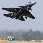 Caça indiano Su-30MKI está desaparecido próximo da fronteira da China