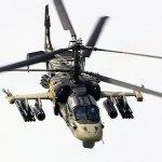 Rússia receberá 14 helicópteros de ataque Ka-52 até o final de 2017