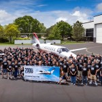 Textron Aviation celebra entrega da 2.000ª aeronave da família Cessna Citation Jet