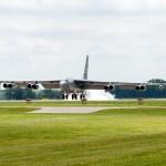 Bombardeiros B-52 e B-1 estarão em Oshkosh este ano