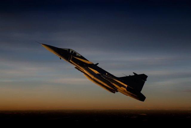 DCOyyY1WsAQkC2  - Saab espera iniciar negociações sobre caças Gripen com a Bulgária em breve