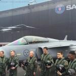 Brasil é integrado no Grupo de Usuários do Gripen