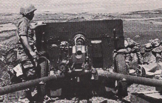 Imagem 31 5 - GUERRA DOS SEIS DIAS: Os combates pelas colinas de Golan