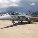 SUÉCIA: Ministro de Defesa visita à fábrica da Saab e conhece de perto o caça Gripen E