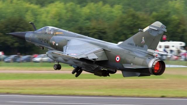 Mirage F1 - Mirages F.1 desativados da França podem ir para os EUA