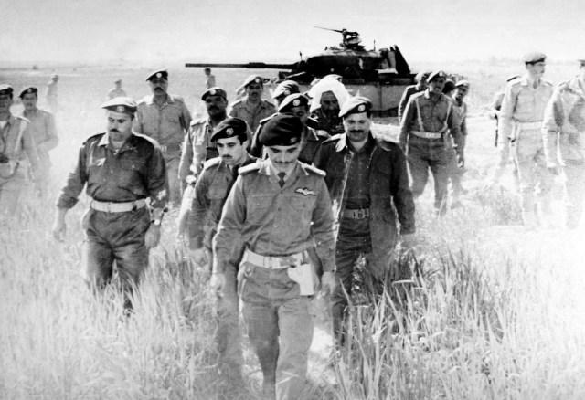 guerra dos seis dias rei hussein - GUERRA DOS SEIS DIAS: Israelenses conquistam Jerusalém