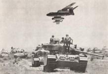 guerra dos seis dias vautour - ESPECIAIS