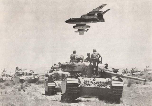 guerra dos seis dias vautour - GUERRA DOS SEIS DIAS: Os combates pelas colinas de Golan