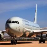Governo brasileiro diz que uso do C-767 pelo presidente reduzirá custos em viagens internacionais