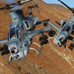 Governo da Romênia assina carta de intenções para compra de helicópteros de ataque AH-1Z Viper
