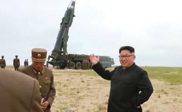 DF NORTHKOREA 1 KoreanCentralNewsAgency - ESPECIAIS